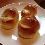 コーンマヨパン&カマンベールパン作りにチャレンジ