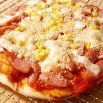 ウインナーたっぷりピザ